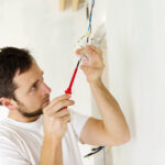 What are the 2 types of electrical services that exist?